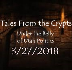 Today's Crypt Tales: Steal the Delegates and Run