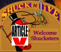 The Shuck & Jive of Article V (The Constitution For Dummies)