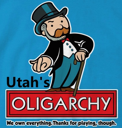 Report: Utah's Oligarchs – Fighting to Maintain Control