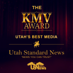 Ed Wallace & Utah Standard News Receive KMV Award