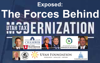Exposed: The Driving Force Behind Utah'sTax Moderization